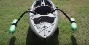 DYI Kayak Pontoons